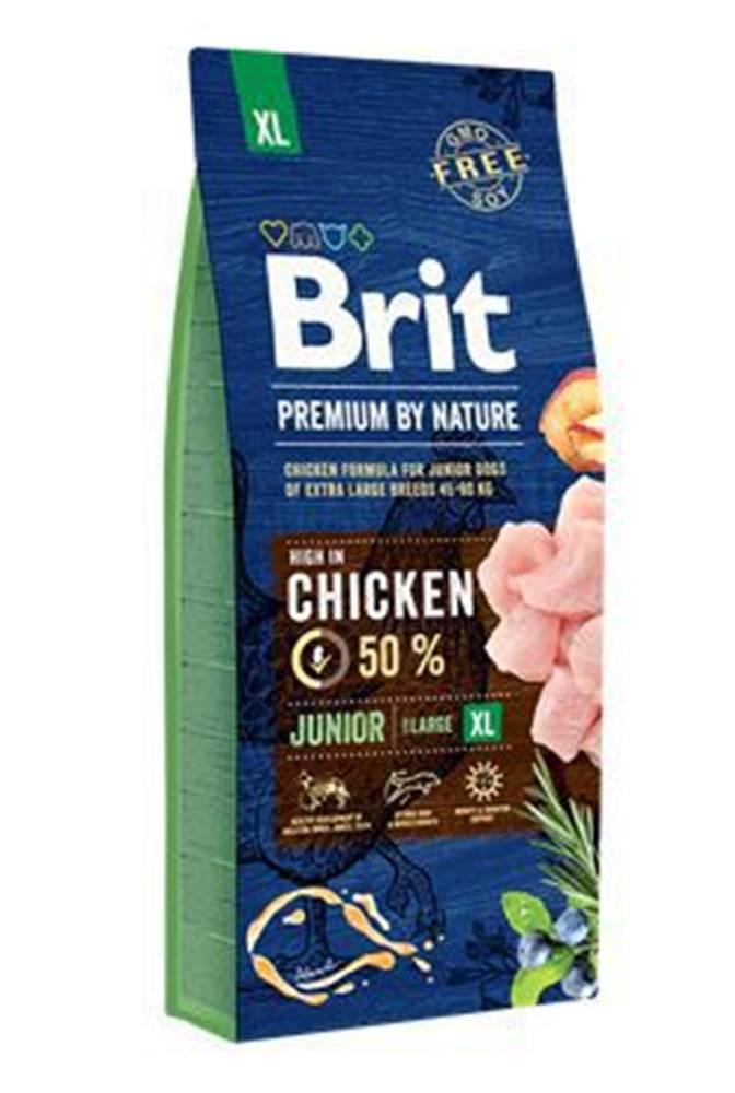 Brit Brit Premium Dog by Nature Junior XL 15kg