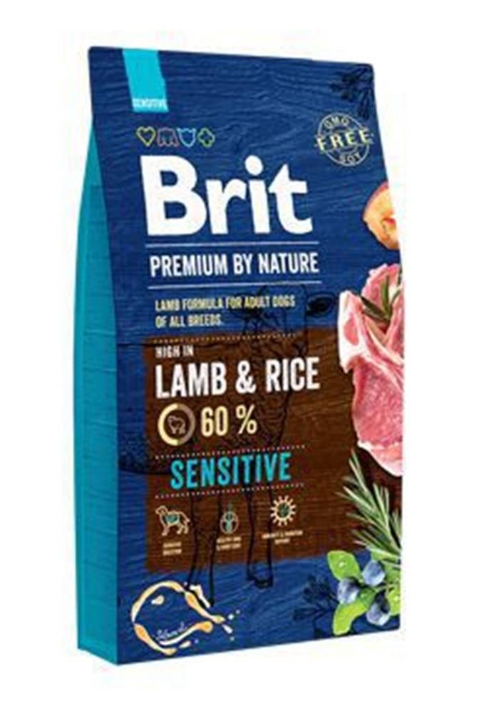 Brit Brit Premium Dog by Nature Sensitive Lamb 8kg