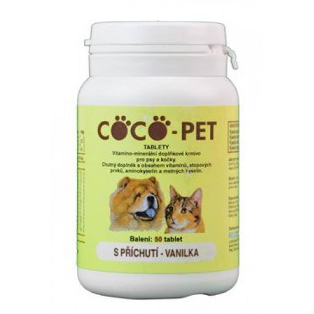 Coco pet Coco pet 50tbl vanilka