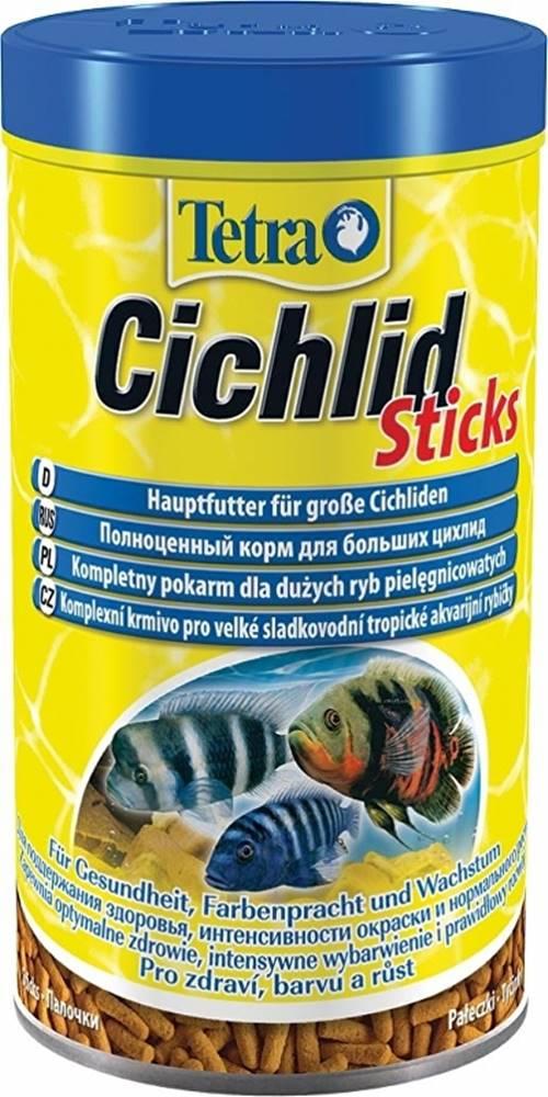 Plaček Krmivo akv.rybky Tetra Cichlid Sticks 500ml