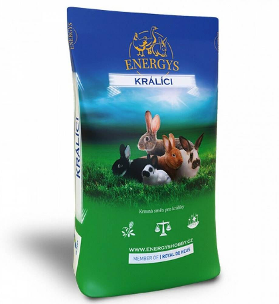 Krmivo pre králiky KLASIK g...