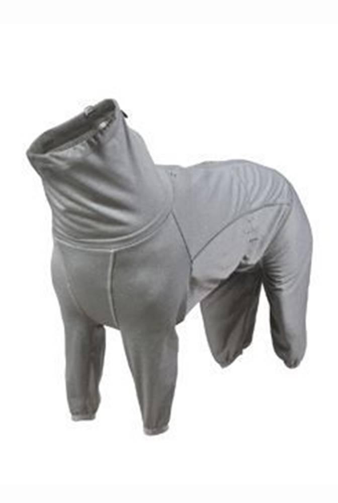Hurtta Obleček Hurtta Body Warmer šedý 30L