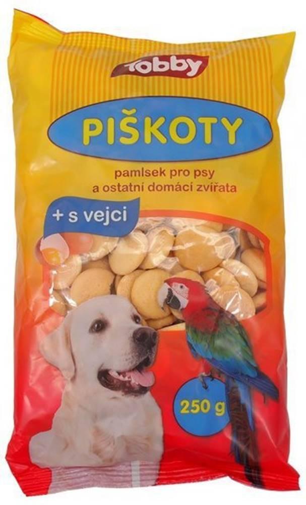 Dibaq Piškoty TOBBY pro psy 250g