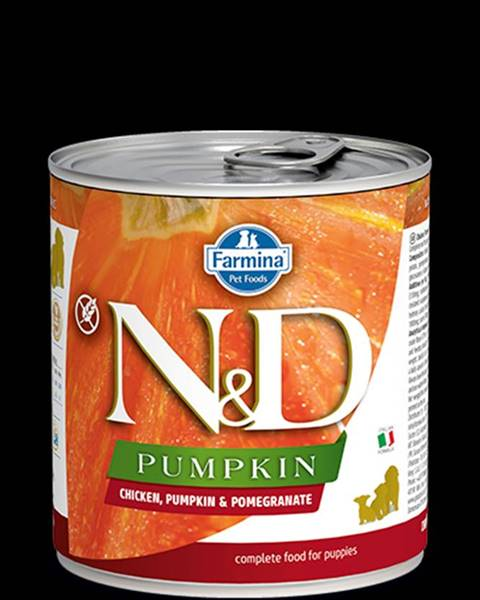 Konzervy N&D (Farmina Pet Foods)