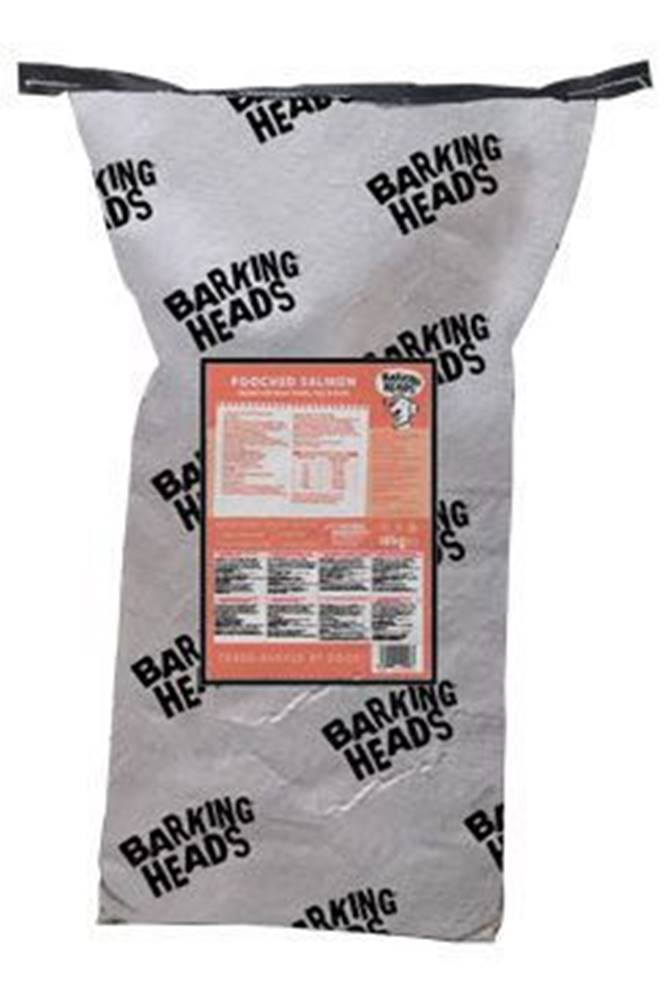 Barking heads BARKING HEADS Pooched Salmon 18kg
