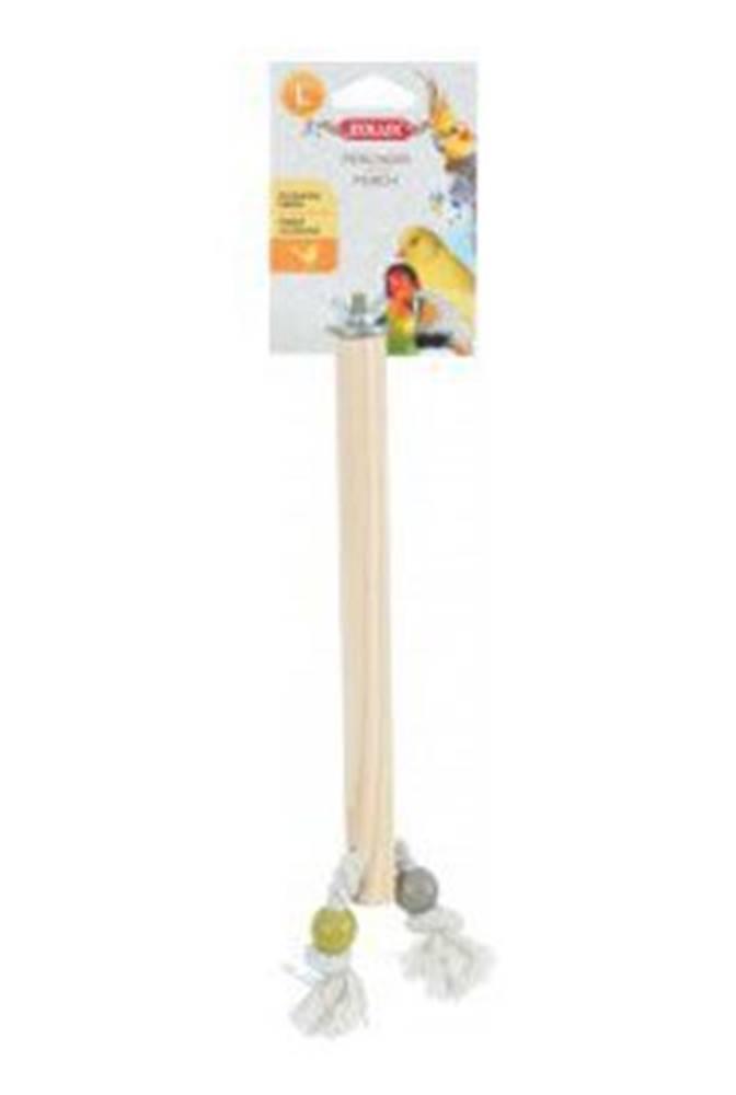 Zolux Bidlo pro ptáky dřevěné L 30cm Zolux