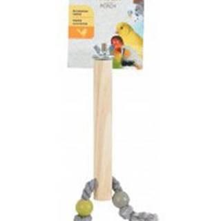 Bidlo pro ptáky dřevěné M 21cm Zolux