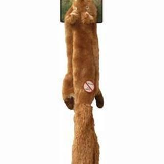 Hračka pes Veverka pískací 61cm Skinneeez