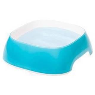 Miska plast GLAM SMALL 0,4l sv.modrá FP