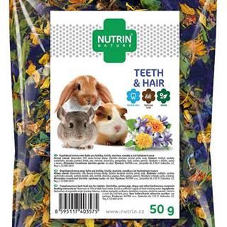 Nutrin Nature Teeth&Hair 50g
