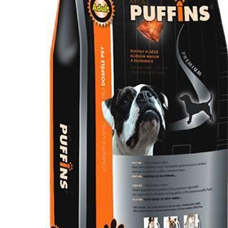 Puffins Adult Lamb Rice 15kg