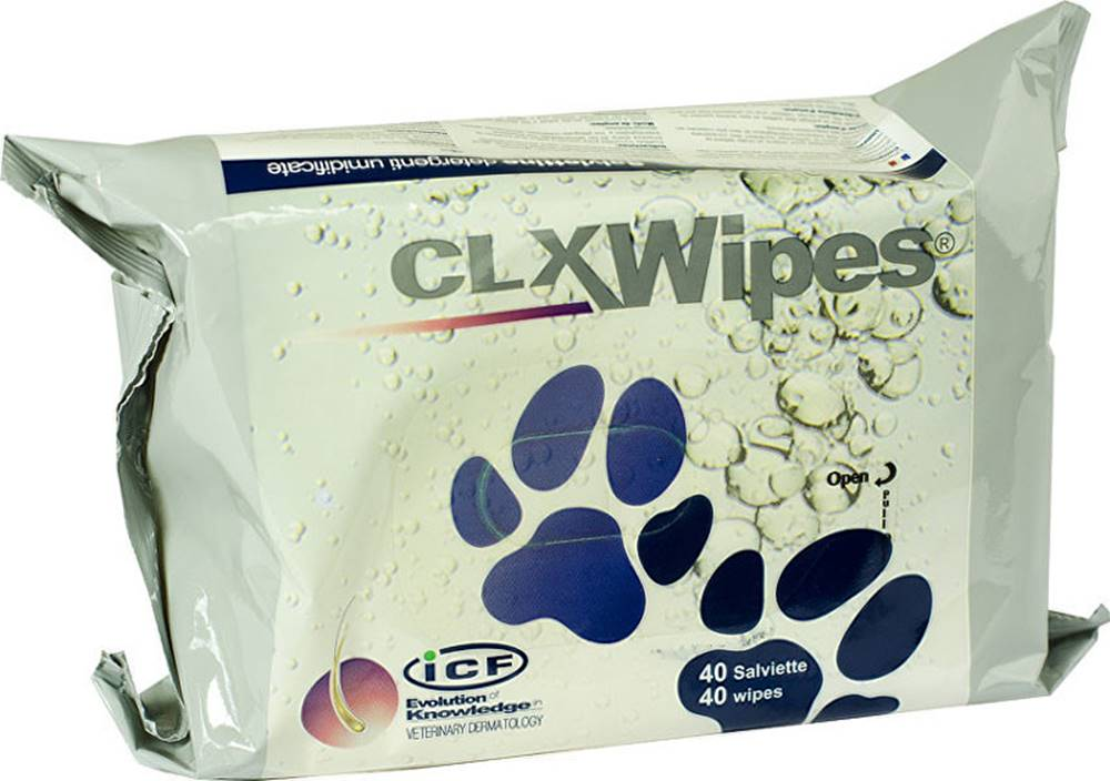 ICF, Industria Chimica Fine s.r.i. Clorexyderm wipes dezinfekčné obrúsky 40ks