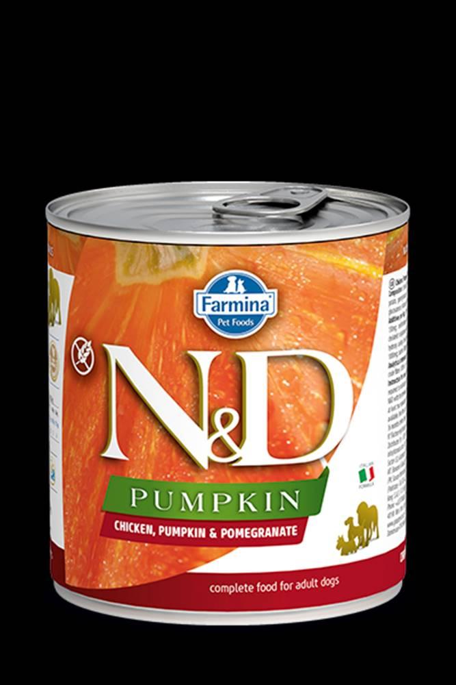 N&D (Farmina Pet Foods) N&D DOG PUMPKIN Adult Chicken & Pomegranate 285g