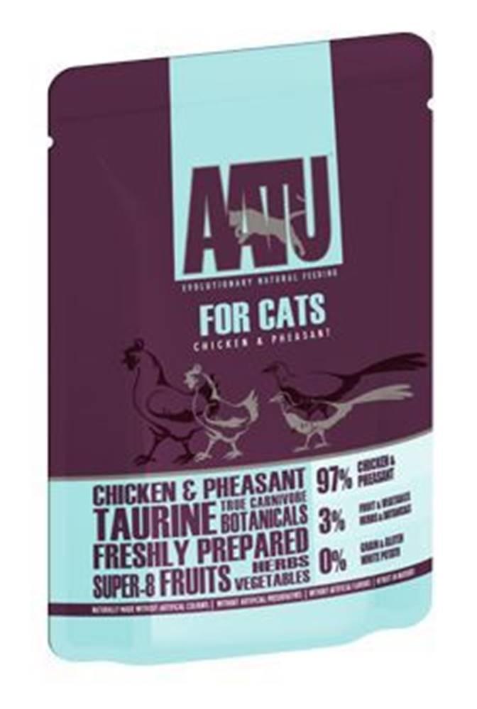 AATU AATU Cat Chicken n Pheasant kaps. 85g