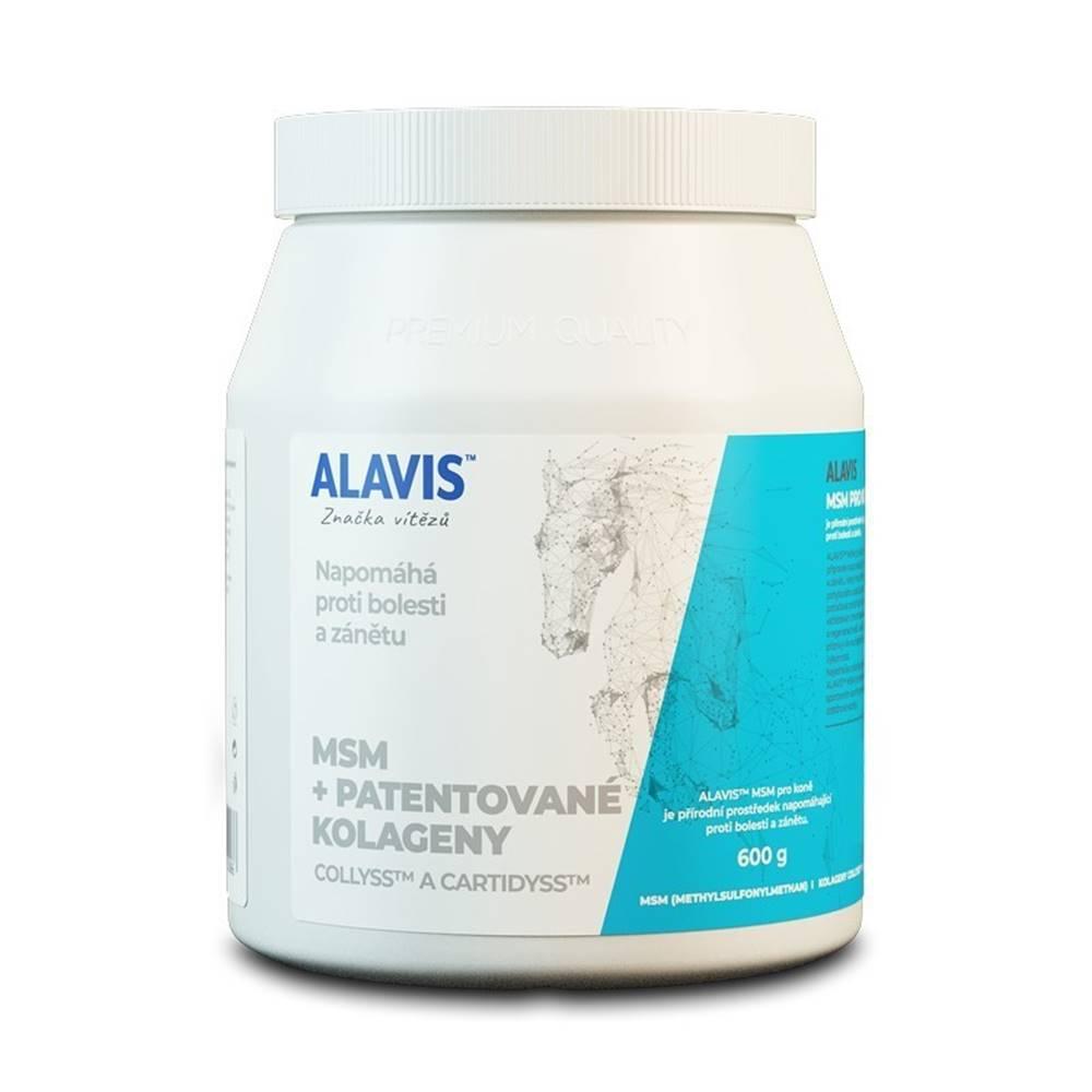 Alavis Alavis MSM pro koně plv 600g