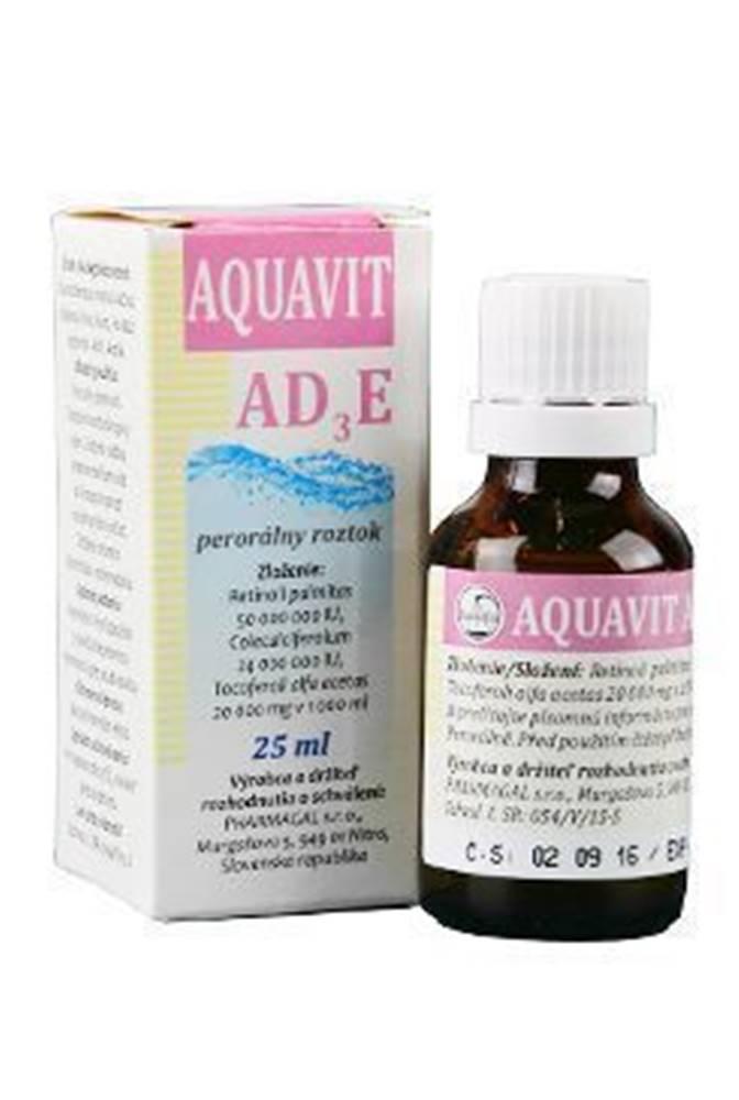 Pharmagal Aquavit AD3E sol 25ml