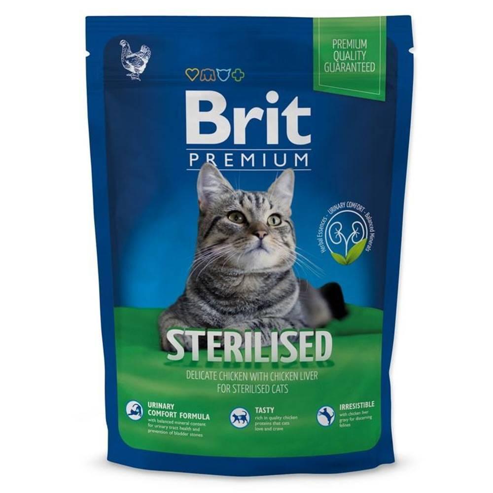 Brit Premium Cat Sterilised...