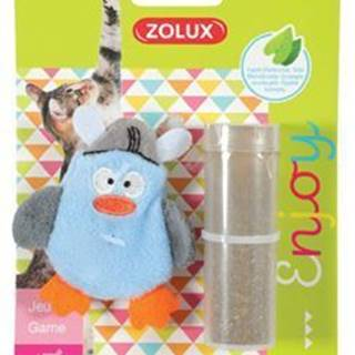 Hračka mačka PIRATE plniace + kocúrnik modrá Zolux