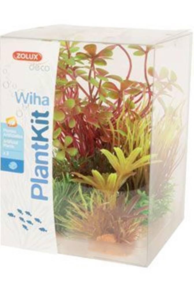 Zolux Rastliny akvarijné WIHA 4 sada Zolux