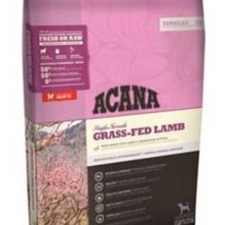 Acana Dog Grass-Fed Lamb  Singles 6kg