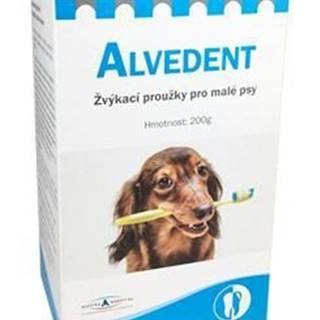 Alvedent enzymatické žvýkací proužky pro psy 200g