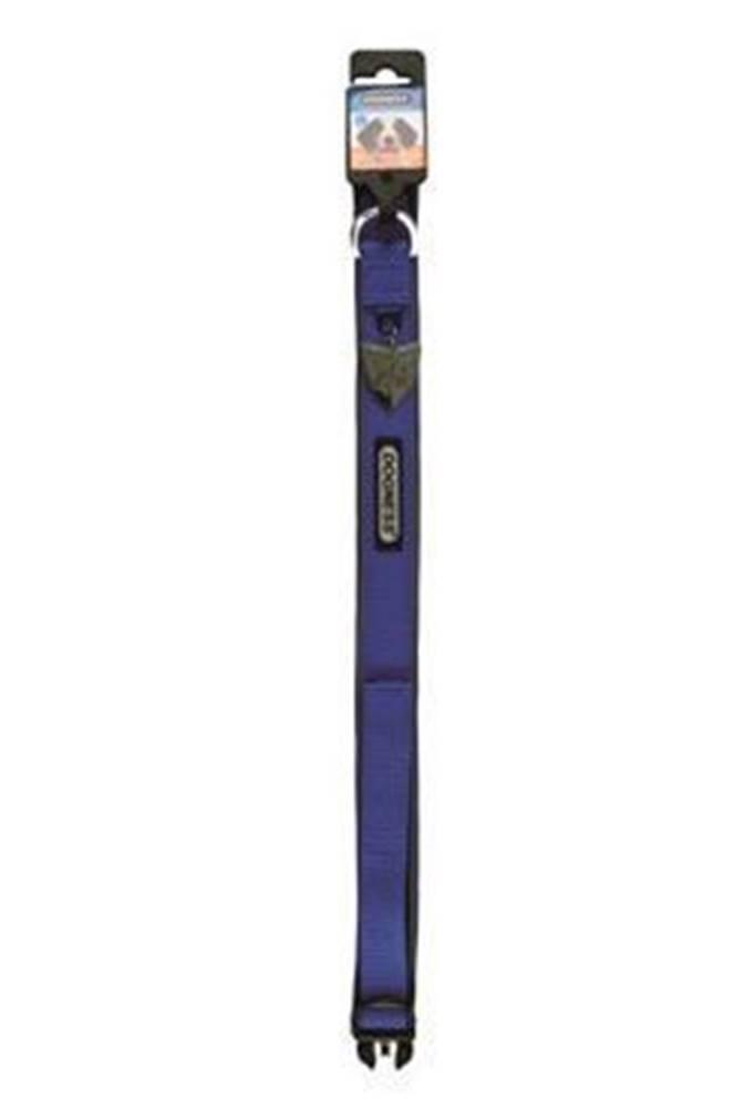 IMAC Obojok IMAC nylon modrý 30-37 / 1,6 cm