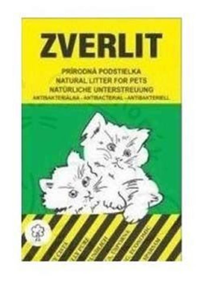 Zverlit Zverlit zelený hrubá Podestýlka mačka 10kg