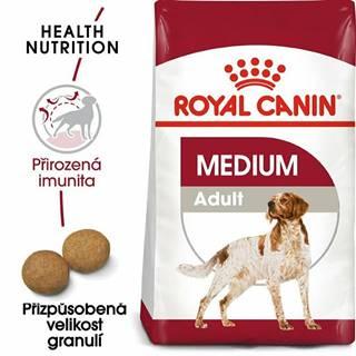 Royal canin Kom. Medium Adult  4kg