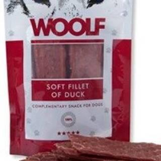 WOOLF pochoutka soft fillet of duck 100g