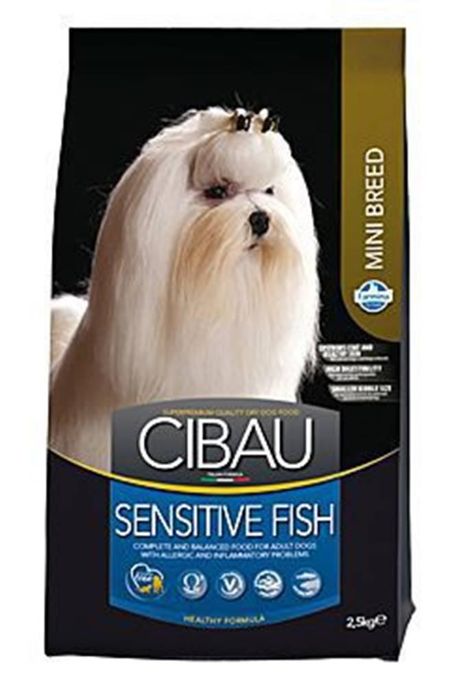 Cibau CIBAU Dog Adult Sensitive Fish&Rice Mini 2,5kg