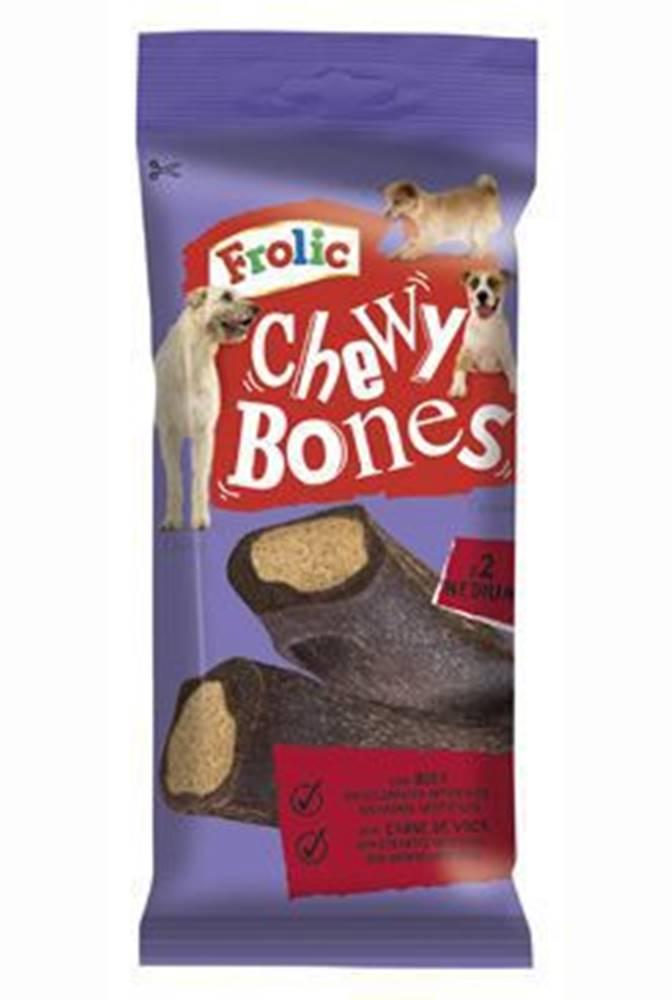 Frolic Frolic pochoutka Chewy Bones 170g