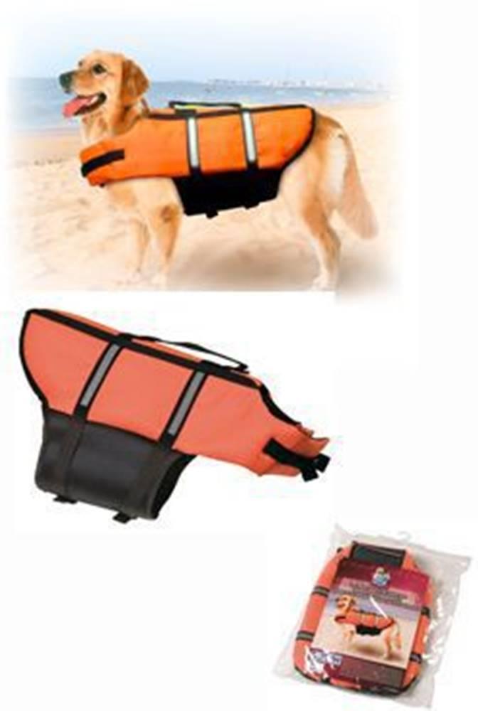 Vesta plavací Dog L 40cm or...
