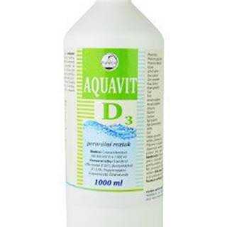 Aquavit D3 sol auv 1000ml