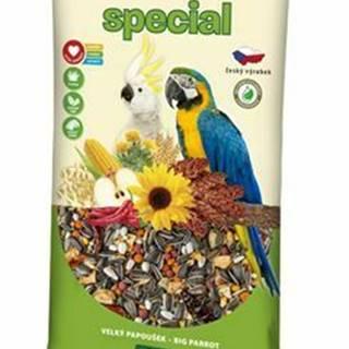 Darwin's velký papoušek special 1kg