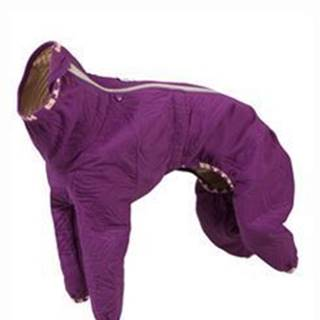 Obleček Hurtta Casual prošívaný overal fialový 65L