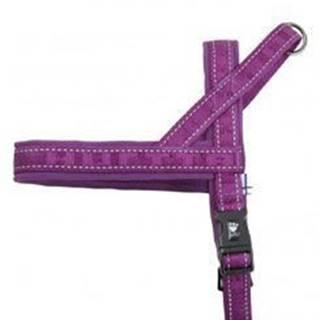 Postroj Hurtta Casual fialový 35cm