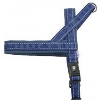 Postroj Hurtta Casual modrý 90cm
