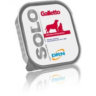 SOLO Galleto 100% (kohoutek) vanička 100g