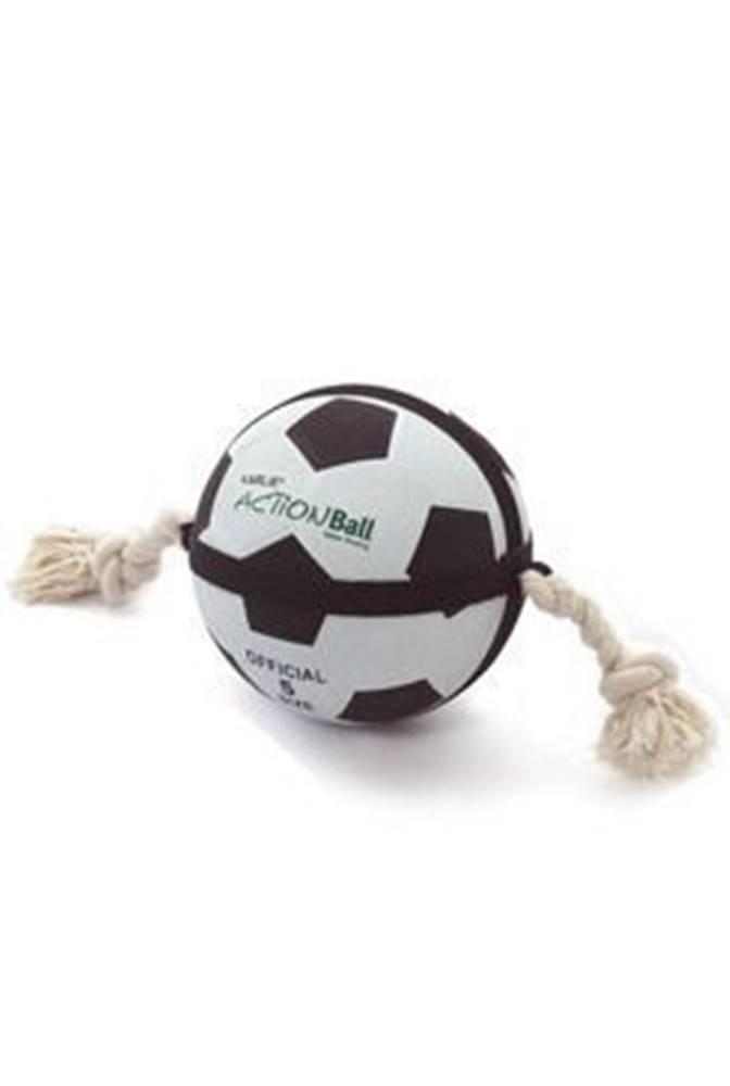 Karlie Hračka pes Fotbalový míč přetahovací 22cm KAR