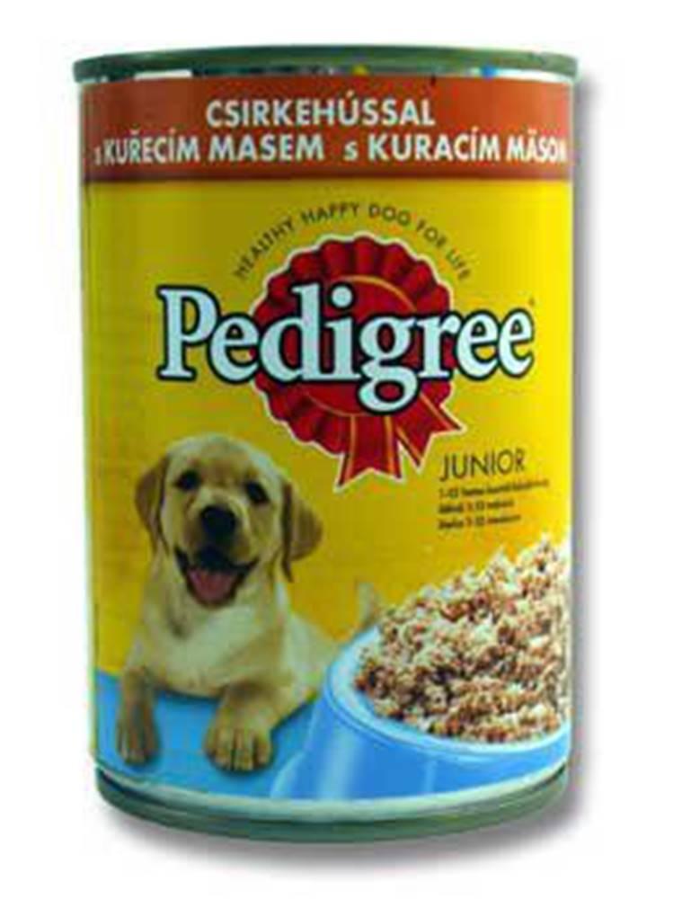 Pedigree Pedigree konzerva Junior kuřecí  400g