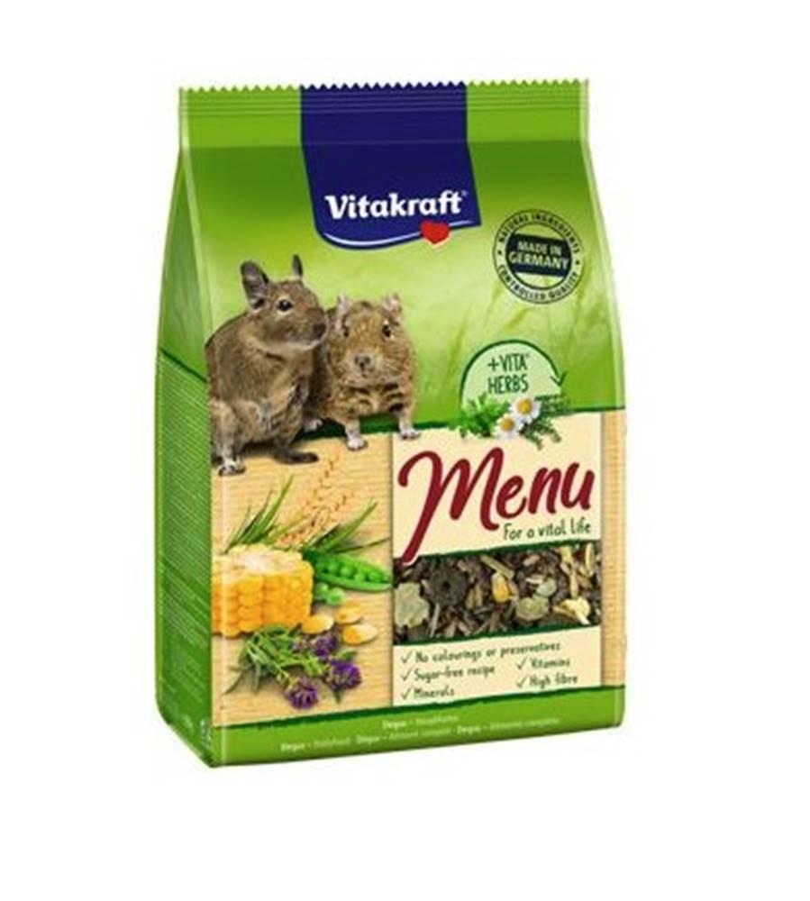 Vitakraft Vitakraft Rodent Degu krm. Menu Vital  krm. 600g