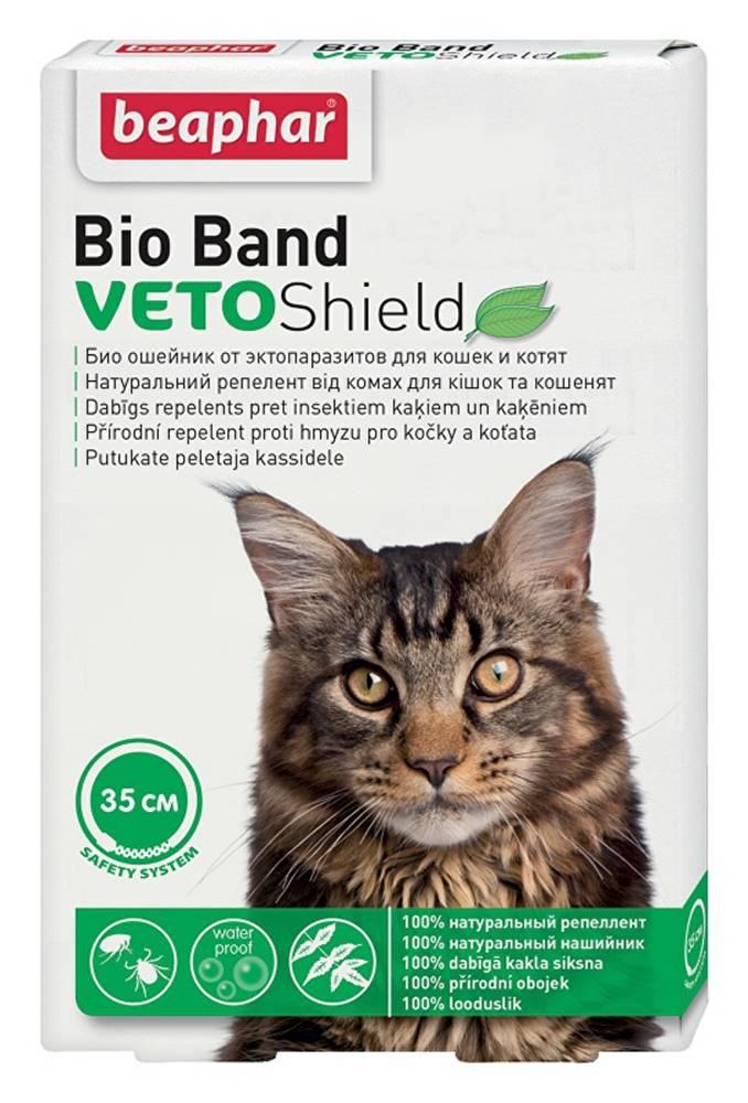 Beaphar Beaphar Obojek antipar.kočka Bio Band 35cm 1ks