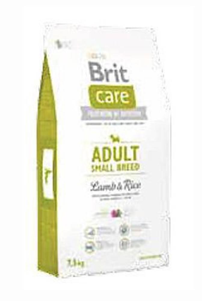 Brit Brit Care Dog Adult Small Breed Lamb & Rice 1kg