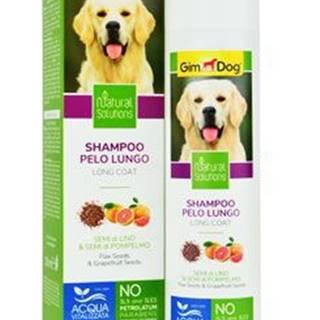 GIMDOG šampón dlouhá srts 250ml