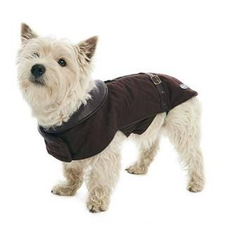 Obleček City jacket Čokoládová 44cm M/L BUSTER