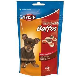 Trixie BAFFOS mini kolečka hovězí/dršť 75g