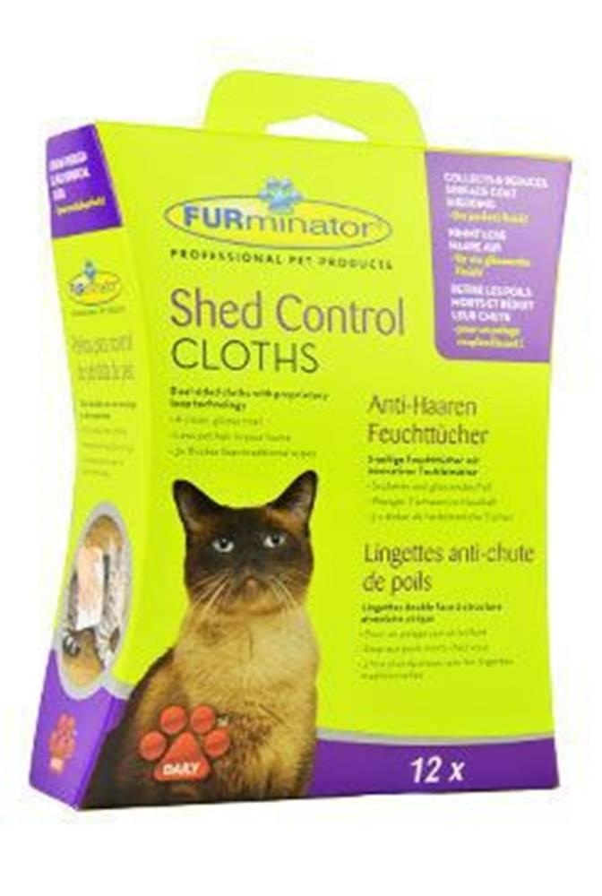 FURminator-FURflex FURminator Cat Shed Control Cloths