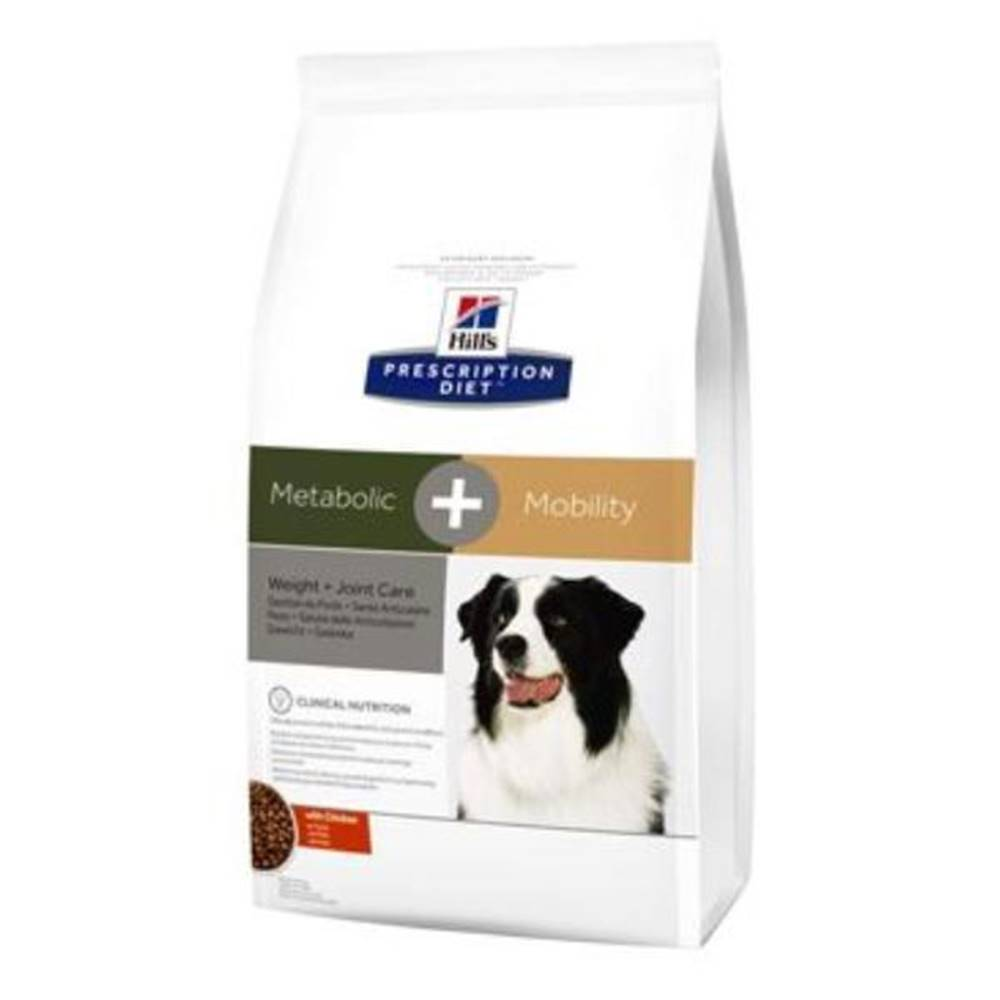 Hill's Hill's Canine  Dry Adult Metabolic+Mobility 12kg