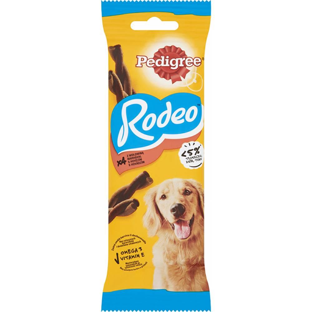 Pedigree Pedigree Pochoutka Rodeo hovězí 70g