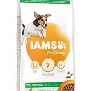 Iams Dog Adult Small&Medium Chicken 12kg